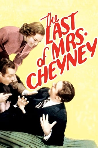 download The Last of Mrs. Cheyney 1937