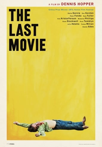 download  The Last Movie 1971