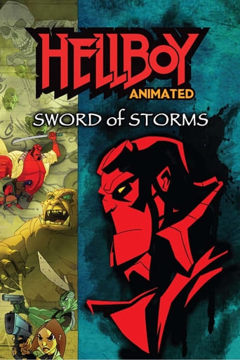 download Hellboy Animated: Sword of Storms
