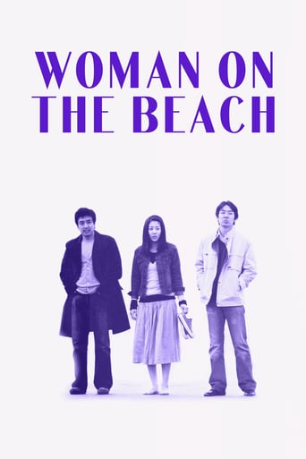 download Woman on the Beach
