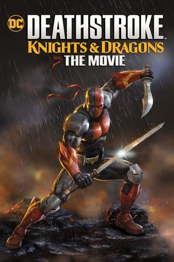 download Deathstroke: Knights & Dragons