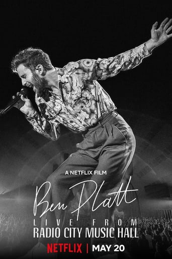 download Ben Platt Live from Radio City Music Hall