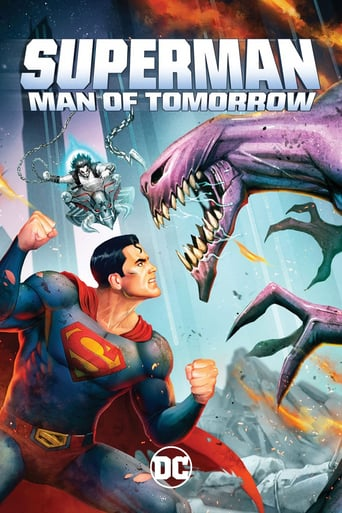 download Superman: Man of Tomorrow