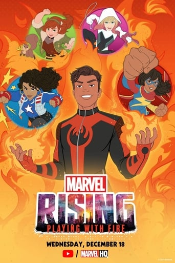download Marvel Rising: Playing with Fire