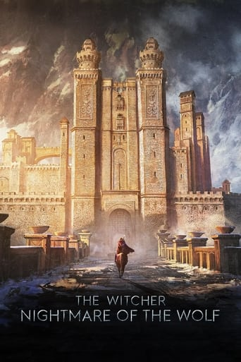 download The Witcher: Nightmare of the Wolf