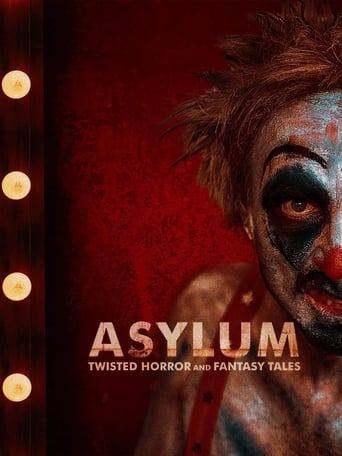 download Asylum: Twisted Horror and Fantasy Tales