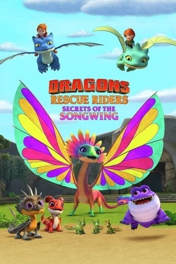 download Dragons: Rescue Riders: Secrets of the Songwing