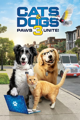 download Cats & Dogs 3: Paws Unite
