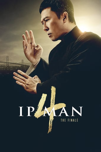 download Ip Man 4: The Finale