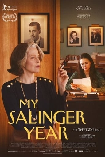 download My Salinger Year