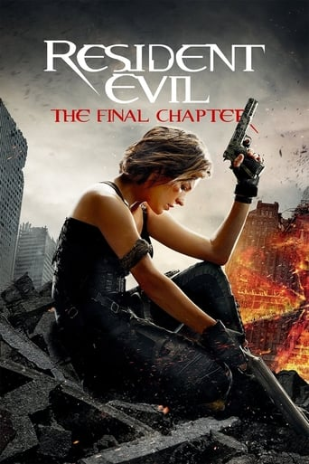 download Resident Evil: The Final Chapter