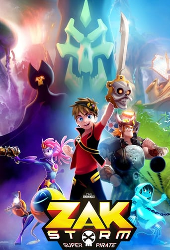 download Zak Storm