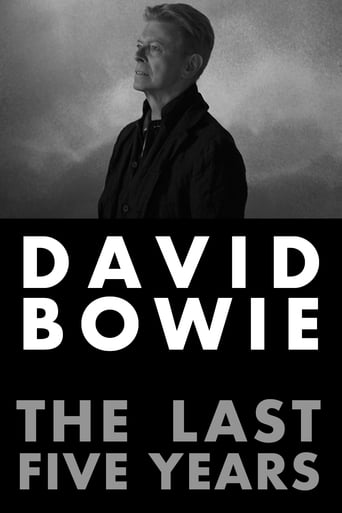 download David Bowie: The Last Five Years