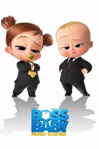 download The Boss Baby: Family Business