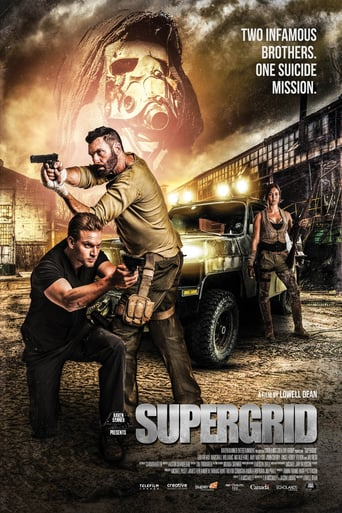 download SuperGrid - Road to Death (2020)