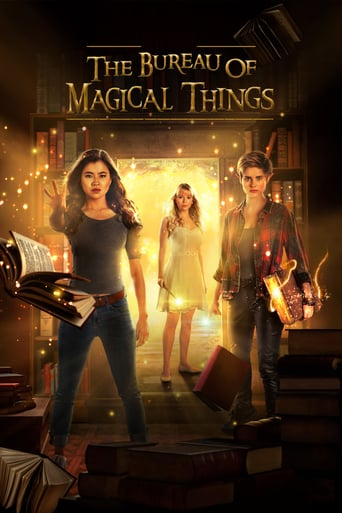 download The Bureau of Magical Things