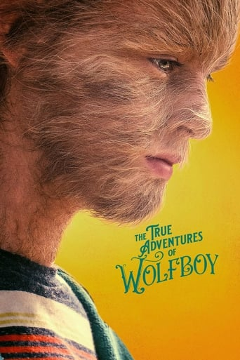 download The True Adventures of Wolfboy