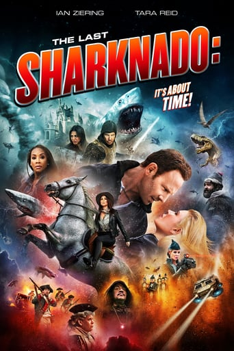 download The Last Sharknado: It's About Time