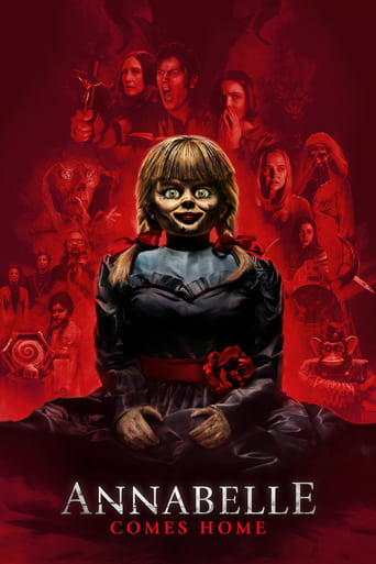 download Annabelle Comes Home