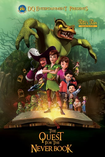 download Peter Pan: The Quest for the Never Book
