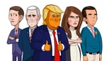 download and watch online Our Cartoon President