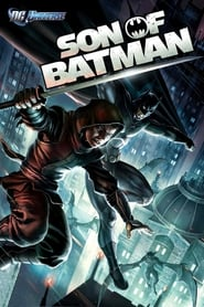 Son of Batman 2014 movie