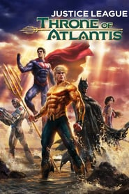 Justice League: Throne of Atlantis image