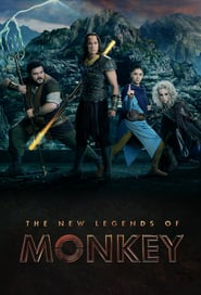 The New Legends of Monkey tv show