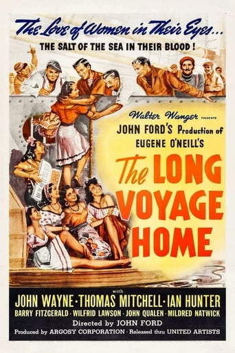 The Long Voyage Home backdrop