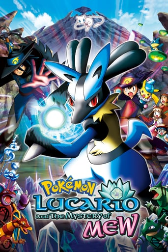 download Pokémon: Lucario and the Mystery of Mew