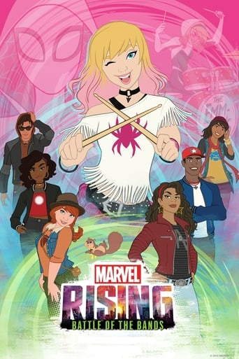 download Marvel Rising: Battle of the Bands