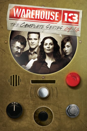 download Warehouse 13