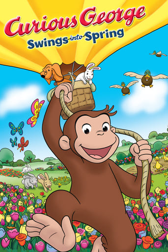 download Curious George Swings Into Spring