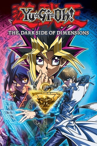 Yu-Gi-Oh!: The Dark Side of Dimensions backdrop