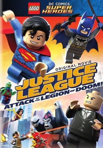 download Lego DC Comics Super Heroes: Justice League  Attack of the Legion of Doom!