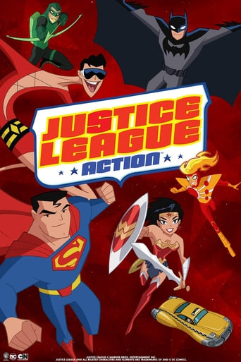 download Justice League Action