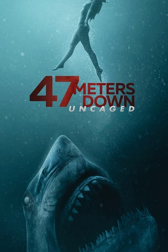 47 Meters Down: Uncaged backdrop